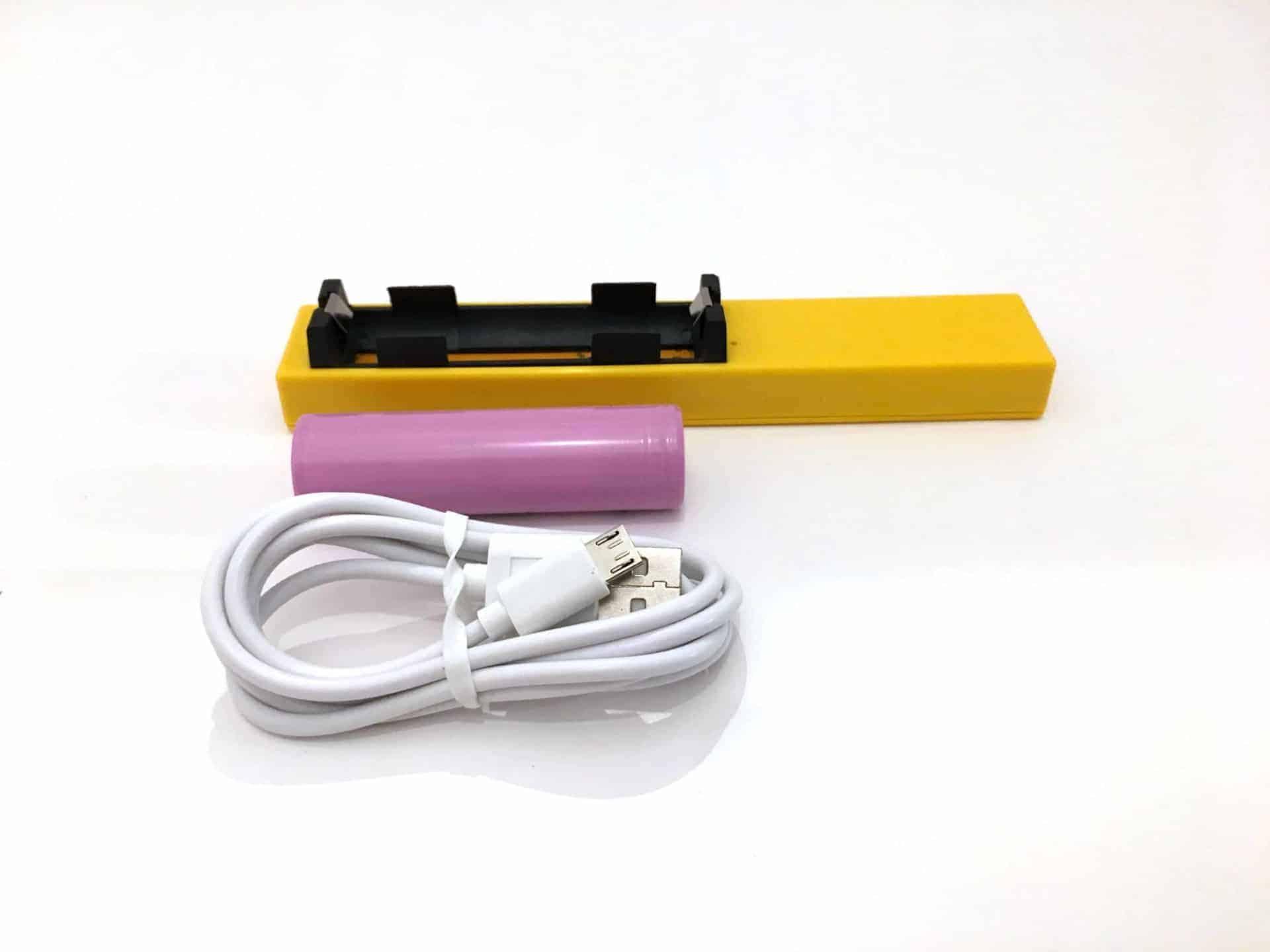 kit base antifurto con batteria gps